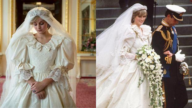 Ślub księżnej Diany i księcia Karola