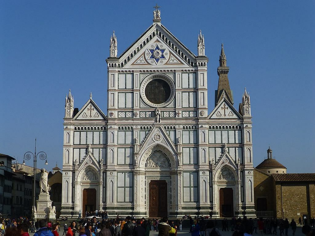 Bazylika Świętego Krzyża we Florencji.