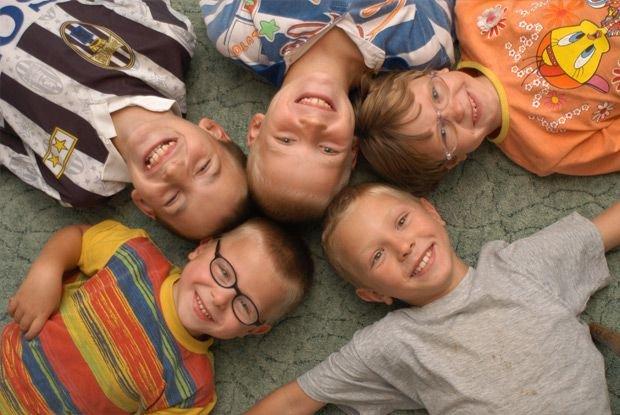 Z archiwum SOS Wioski Dziecięce