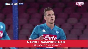 Milik zdobył 12. gola w sezonie