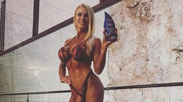 48-letnia Katarzyna Kowalik została mistrzynią Europy w bikini fitness