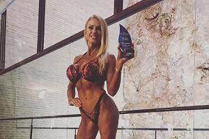 48-letnia Katarzyna Kowalik została mistrzynią Europy w bikini fitness. Teraz podbija Instagram