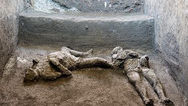 Odkrycie archeologiczne w Pompejach