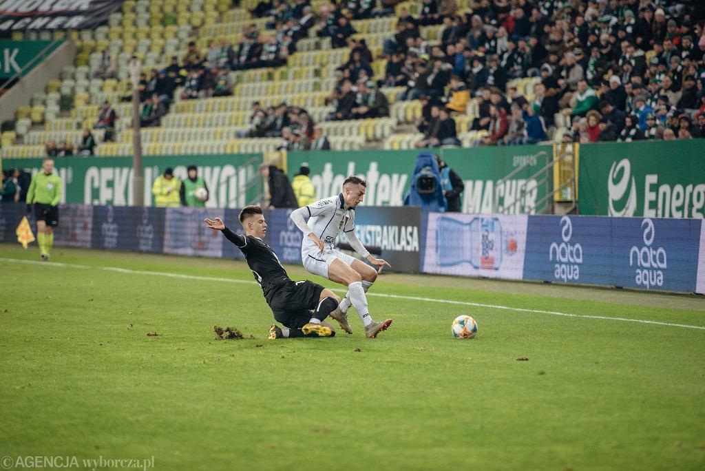 Lechia Gdańsk - Pogoń Szczecin 2:1