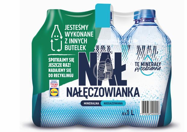 Woda Nałęczowianka