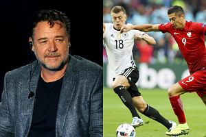 Russel Crowe, Robert Lewandowski