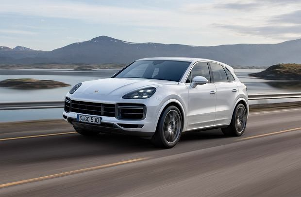 Porsche nie może się zdecydować. Będzie Cayenne Coupe?
