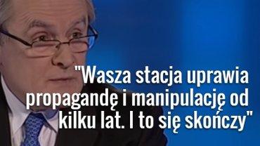 """Program  """"Minęła dwudziesta"""" z udziałem ministra Piotra Glińskiego"""