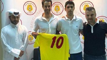 Helio Pinto został zawodnikiem Al-Mesaimeer SC