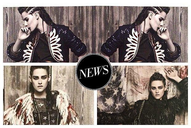 Kristen Stewart w kampanii Chanel Métiers d'Art