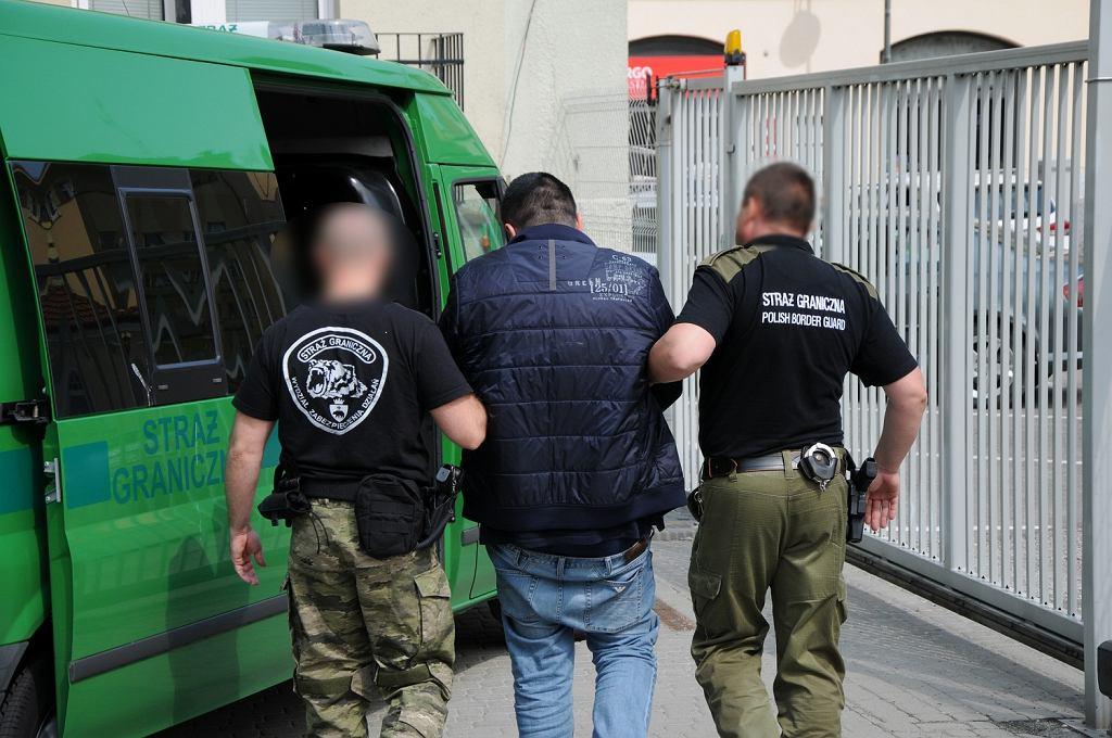 Zatrzymany Chorwat miał przy sobie rumuński dowód osobisty