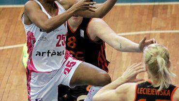Koszykarki Artego pokonały CCC Polkowice.