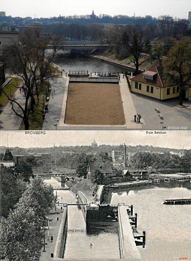 Zdjęcie numer 23 w galerii - Bydgoszcz wczoraj i dziś. Te same miejsca sfotografowane po latach