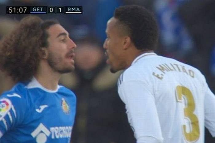 Rasistowski skandal w meczu Realu Madryt. Eder Militao obrażony przez wychowanka Barcelony