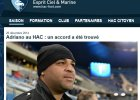 Transfery. Adriano bliski powrotu do Europy