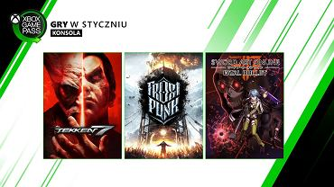 Xbox Game Pass, nowe gry na konsole
