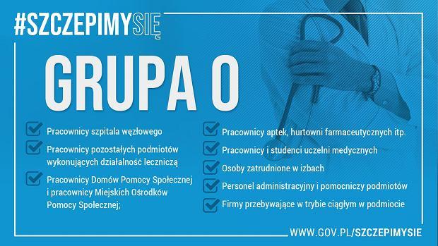 Pierwsze szczepienia przeciwko COVID-19 już w niedzielę, 27 grudnia