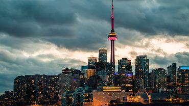 Wieża CN Tower w Toronto