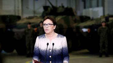 Ewa Kopacz w Siemianowicach