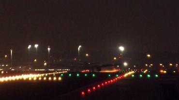 Awaryjne lądowanie samolotu Air Canada w Madrycie