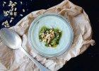 Krem z kalafiora z pesto pietruszkowym        - Zdjęcia