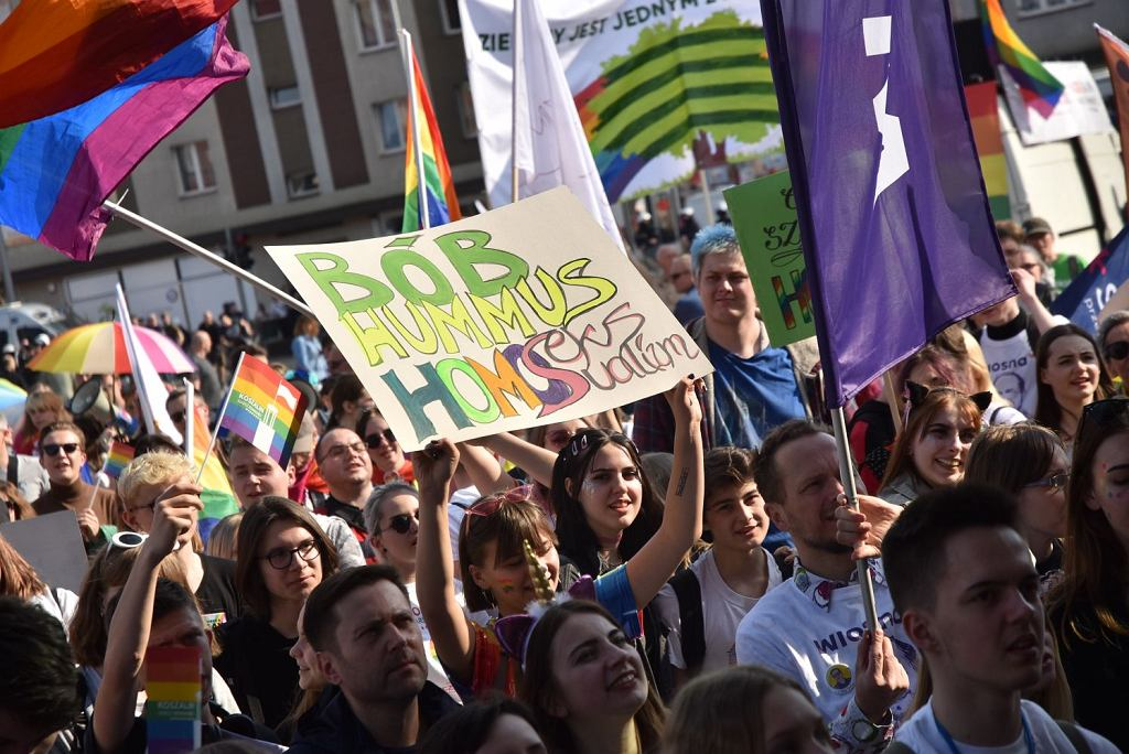 Marsz Równości w Koszalinie