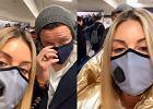 Małgorzata Rozenek poleciała do USA. Lekarz zalecił jej noszenie specjalnej maski. Nie chodzi tylko o koronawirusa