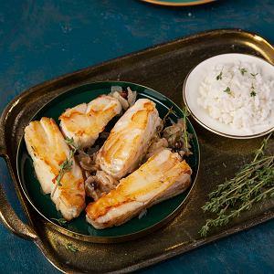 Ryba po meksykańsku w białej marynacie