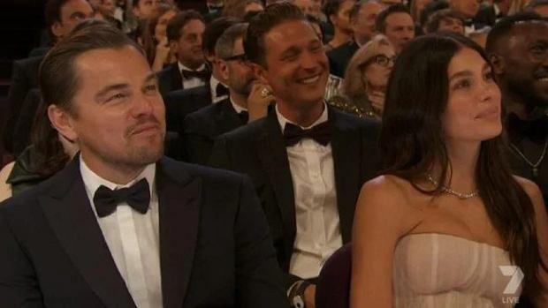 Leonardo DiCaprio i Camila