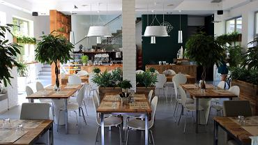 Restauracje fit Warszawa