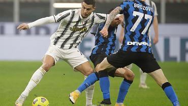 Juventus w finale Pucharu Włoch! Nie pomógł powrót Lukaku