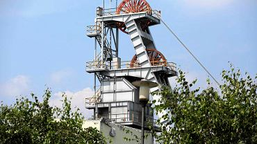 Kopalnia Staszic-Murcki w Katowicach