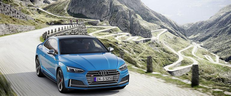 Audi znowu stawia na diesla w sportowej wersji. I to nie SUV-a, a... S5 Coupe i S5 Sportback