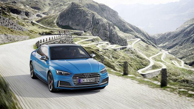 Audi S5 i Audi S5 Sportback z 3.0 TDI V6. Diesel chce nas przekonać do siebie aż 700 Nm maksymalnego momentu