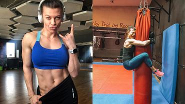 Natalia Gacka - trening