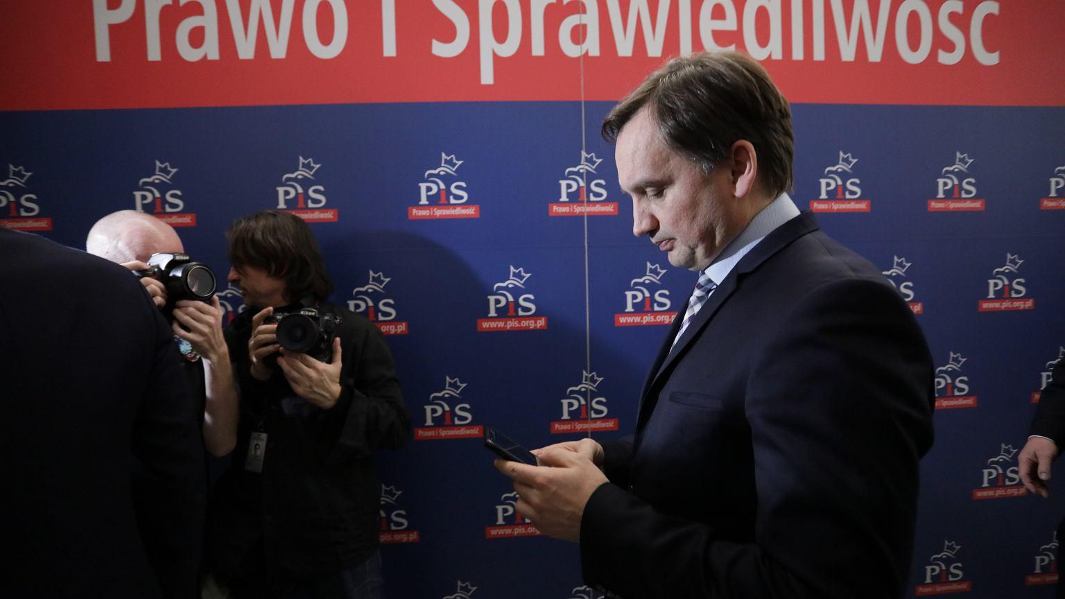 Kim jest Patrycja Kotecka - żona ministra Zbigniewa Ziobry?