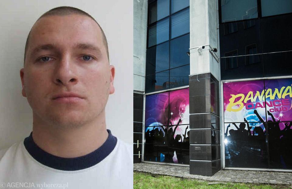 Paweł Jaśkiewicz jest podejrzany o zabójstwo. Policja ustaliła, że bił i kopał Gracjana pod dyskoteką Banana Club