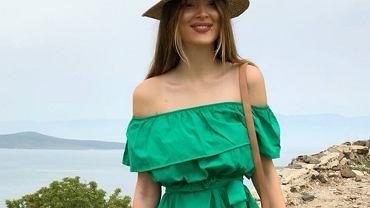 hiszpanki sukienki