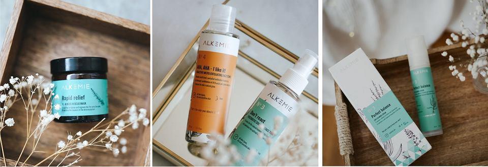 Kosmetyki wzmacniające skórę