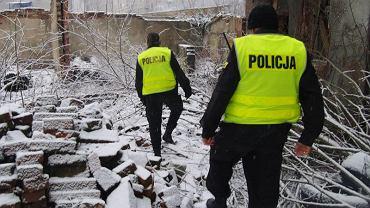 Policja ratuje bezdomnych