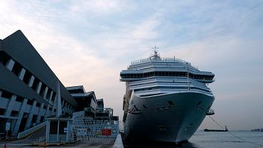 Singapur. Pasażerowie opuścili pokład Costa Fortuna.