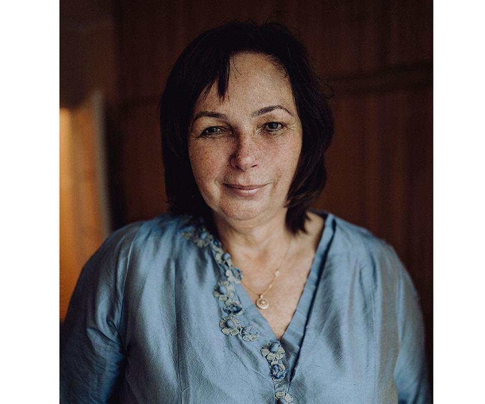 Pani Laura Hołowacz - prezes zarządu, CSL Sp. z o.o.