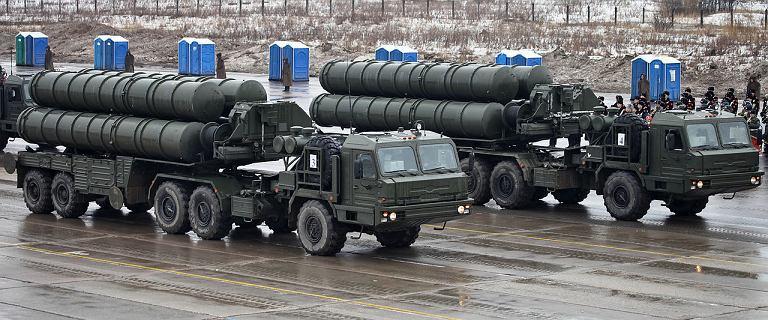 Rosja zniszczyła rakiety, które miały trafić do Chin