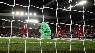 Liga Mistrzów. Adrian, bramkarz Liverpoolu