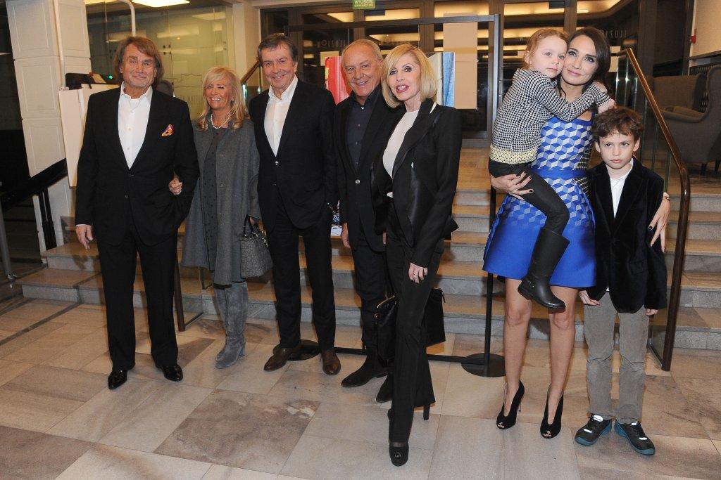 Inauguracja dzialalnosci Fundacji Kulczyk Foundation