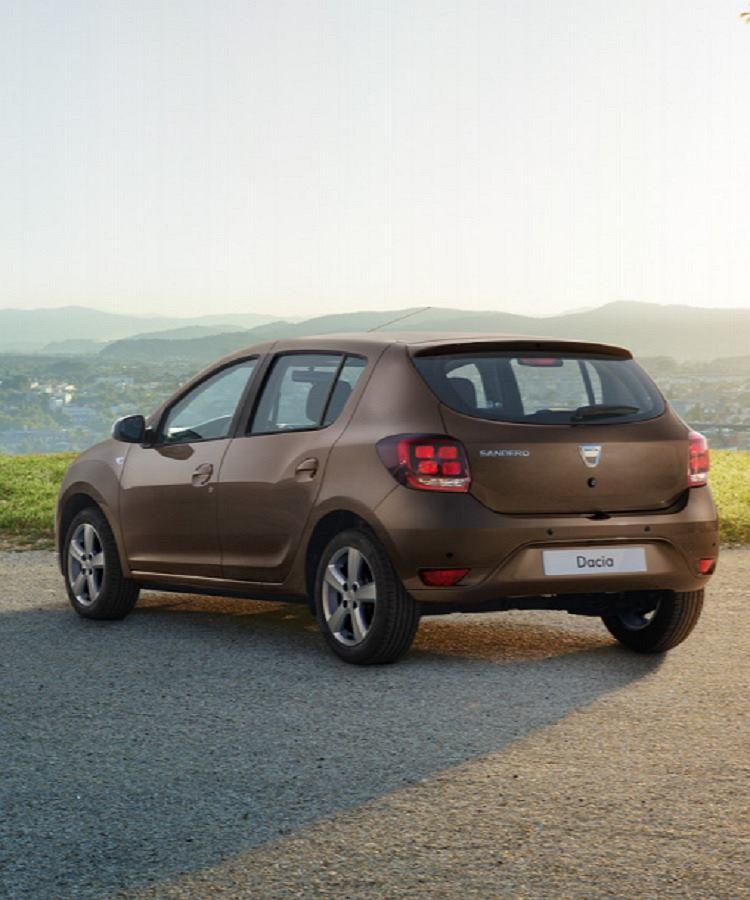 Dacia Sandero - miejski hatchback na każdą kieszeń