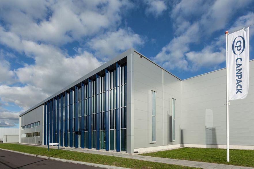 Otwarcie nowej fabryki puszek napojowych Grupy CANPACK w Holandii