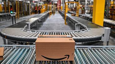 Amazon zawiesił dostawy milionów produktów