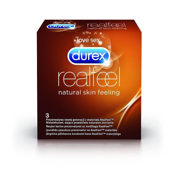 Partie prezerwatyw Durex Real Feel wycofywane z polskich sklepów