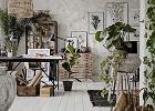 Rustykalne wnętrza - aranżacja nowoczesnego domu w sielskim stylu